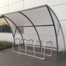 Milan Cycle Shelter