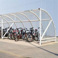 Olympia cycle shelter