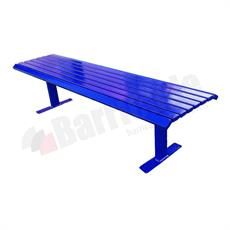 Napoli mild steel bench