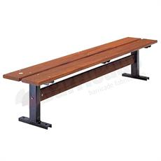 Oslo timber bench