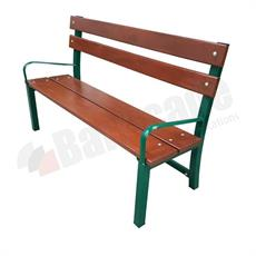 Elnup timber seat
