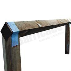 Timber Knee Rail Bc Pr Tkr Barricade Ltd