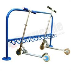 Scooter Rack - Steel