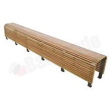 Florida timber bench
