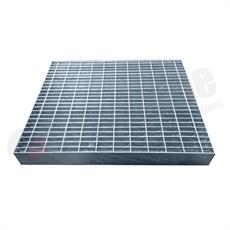 Galvanised Steel Foot Scraper Grate