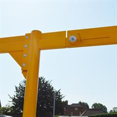 Height Restriction Barrier (Anti-Drill) Key-Operated Lock
