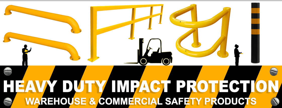 Click to view our range of Commercial Impact Protection Barriers.