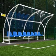 Dugout & Sports shelters