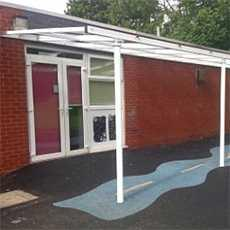 Canopy Shelters & Walkways