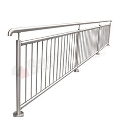 Stainless Steel Guardrail & Handrail