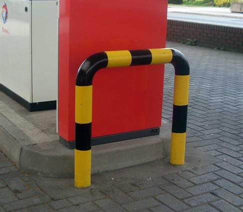 Bumblebee Forecourt Protection Hoop product gallery image