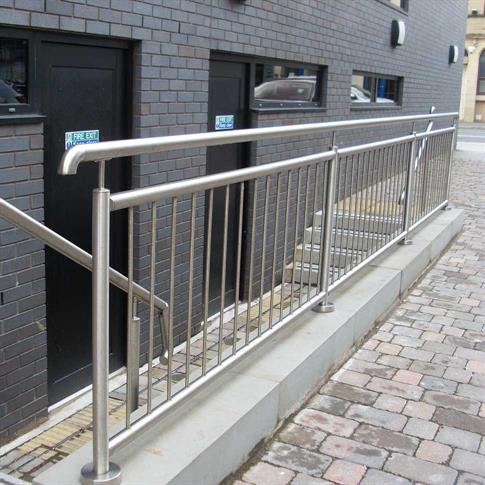 Costa Stainless Steel Guardrail product gallery image