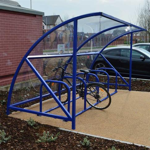 Economy Lazio Cycle Shelter product gallery image