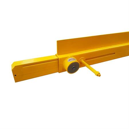Height Restriction Barrier (Anti-Drill) Key-Operated Lock product gallery image