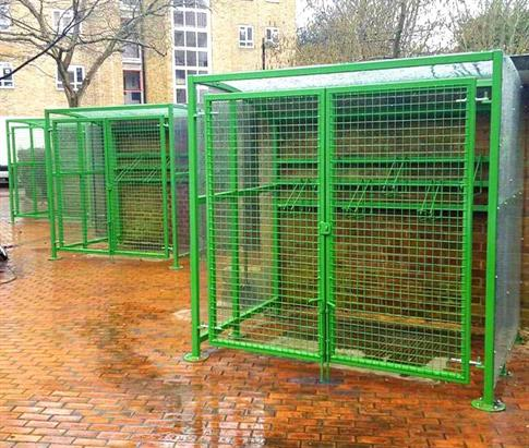 Parma Cycle Shelter product gallery image