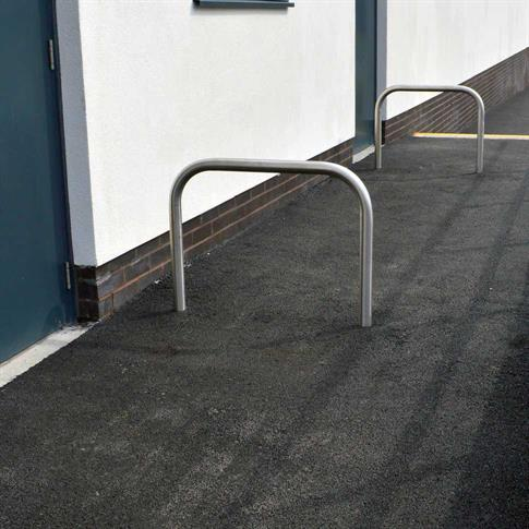 Stainless steel barrier hoop - Root fix product gallery image
