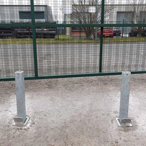 Standard Square Telescopic Bollard product gallery image
