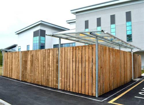 Timber Bin Store Compound product gallery image