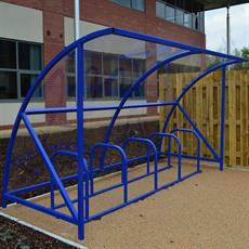 Economy Lazio Cycle Shelter product image