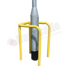 Column Protector - Four Leg product image